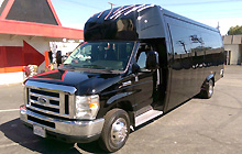 New Ford Mini Bus 24 pass