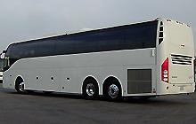 New Volvo Luxury Bus